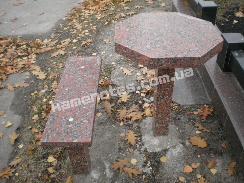 Стол | лавка № 1
