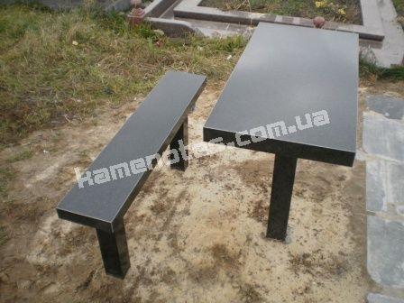 Стол | лавка № 1 1